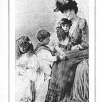 3rd Countess of Stradbroke and Children
